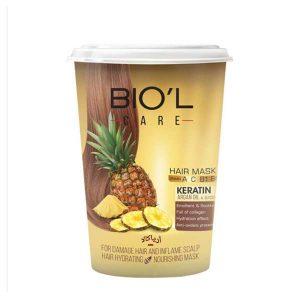ماسک مو آناناس بیول تغذیه کننده